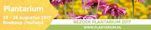 Logo Plantarium 2017