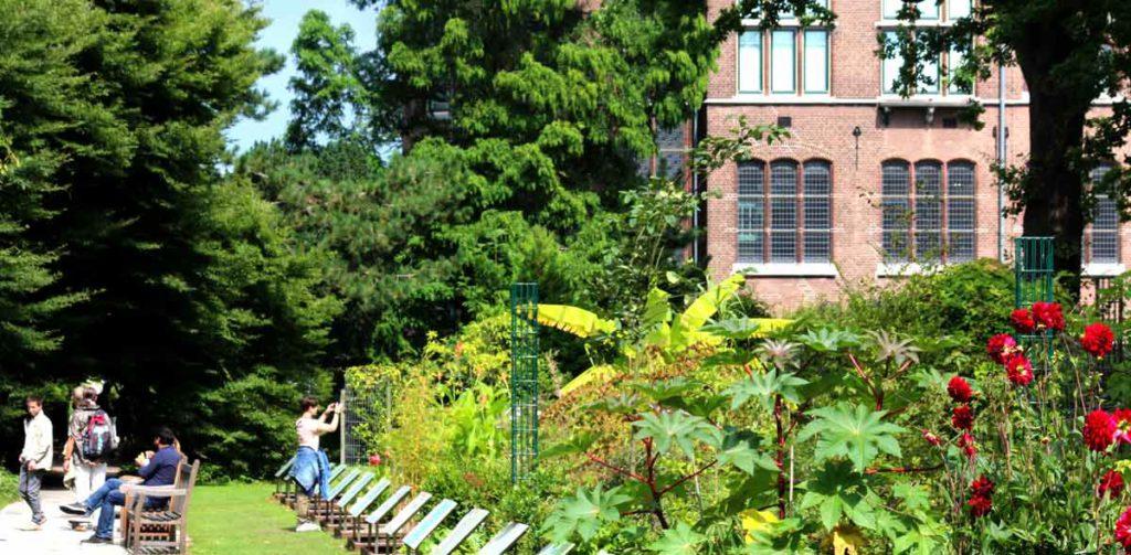 Hortus Leiden park