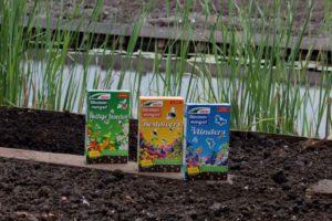 Mengsel voor Vlinders - Nuttige Insecten - Bestuivers