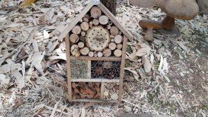 Insectenhotel - beurs Nuenen