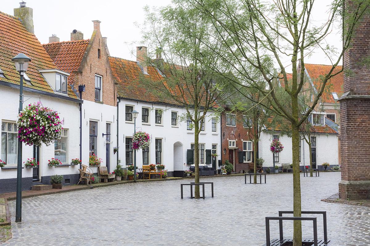 Hangings Baskets in de gemeente Hattem