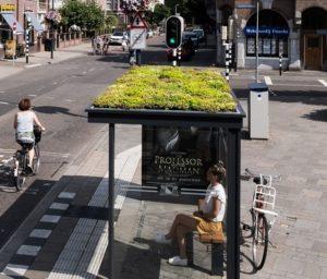 Bushokje Utrecht (foto Mobilane)