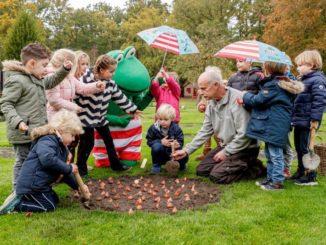 Tuinhappy.nl - Bloembollen planten Keukenhof