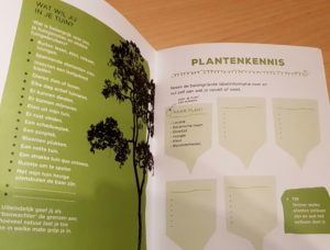 Informatie over plantenlabels