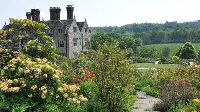 Tuinreis naar Engeland