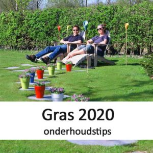 Gras onderhoudstips