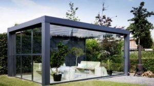 Bron: Verasol - vrijstaande tuinkamer in de tuin