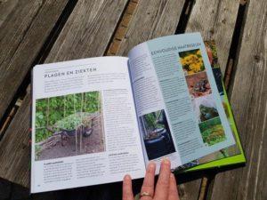 boek met veel tips en foto's