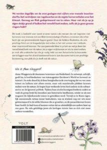 Duurzaam tuinieren - Anne Wieggers achterkant