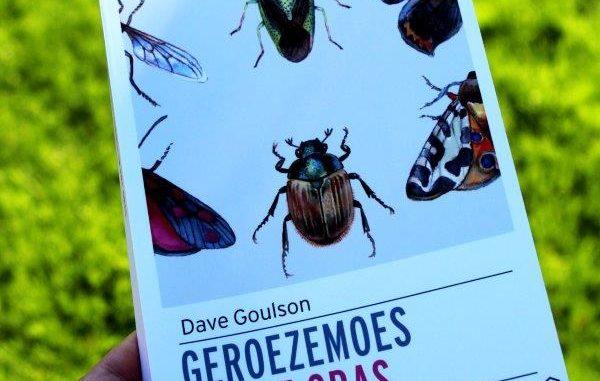 Geroezemoes in het gras van Dave Goulson