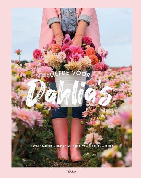 Boek Liefde voor Dahlia's - Tuinhappy.nl