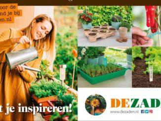 Tuinplannen voor 2021
