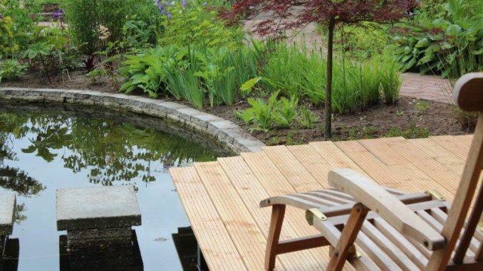 Relax en geniet in eigen tuin