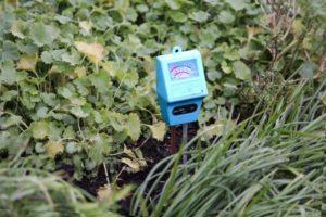 tuinieren - ph-meter