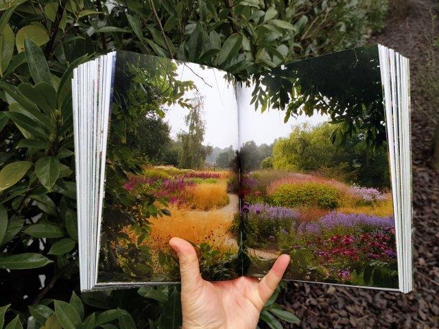Prachtige foto's boek Piet Oudolf Hummelo