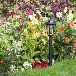 Buitenverlichting - tuinlantaarn
