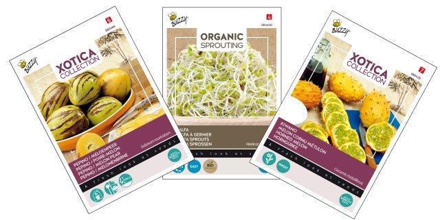 Bijzonder fruit en groente kweken