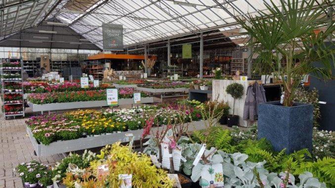 Tuincentrum De Mooij in Rijnsburg