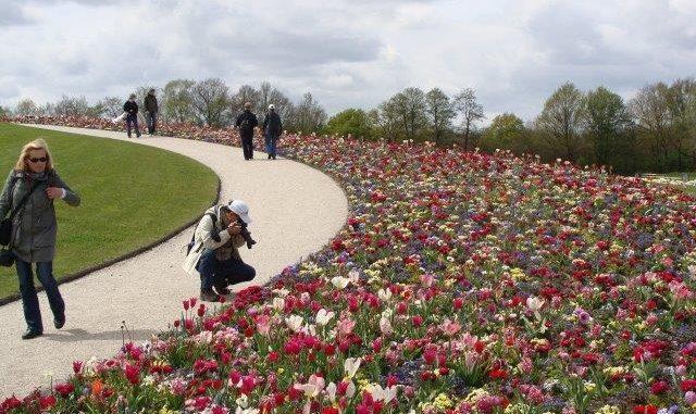 Floriade (ontwerp: Jaqueline van der Kloet)